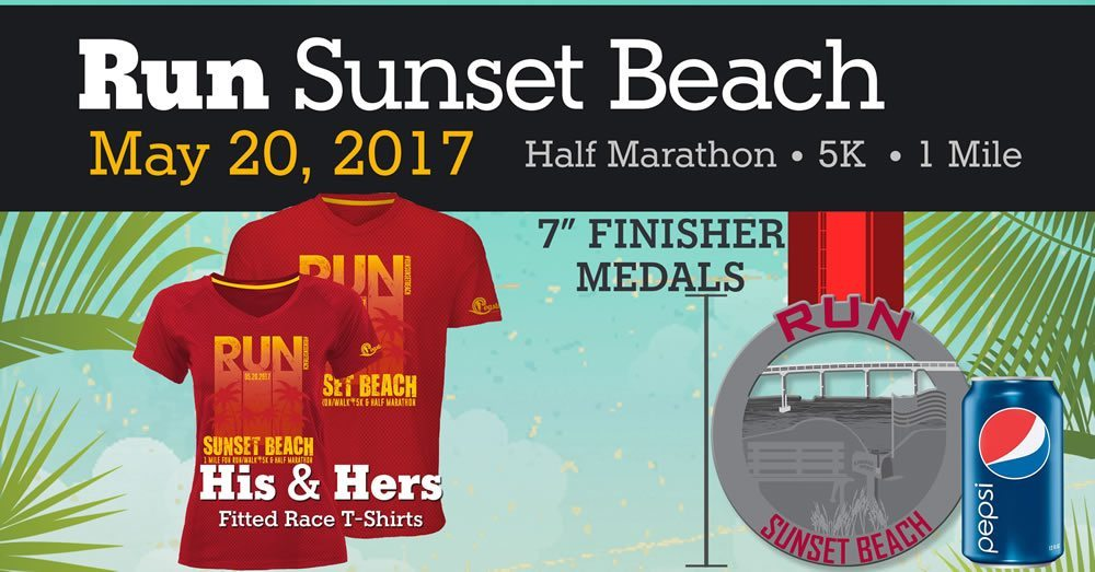 Run Sunset Beach 2017