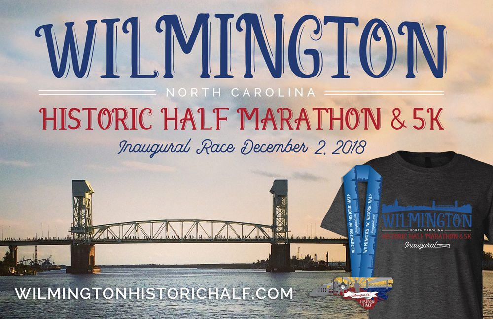 Wilmington Historic Half & 5K Pre-Race Info