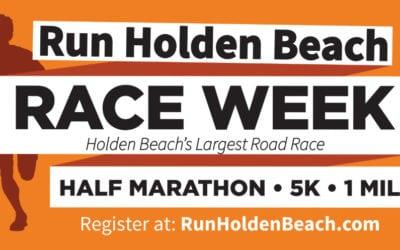 Run Holden Beach 2018 Pre-Race Information
