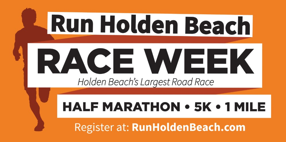 Run Holden Beach 2018 Pre-Race Information