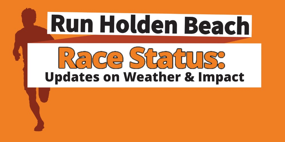 Run Holden Beach Status Updates
