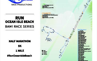 Run Ocean Isle Beach Course Details