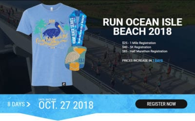 Run Ocean Isle Beach 2019 Pre-Race Information