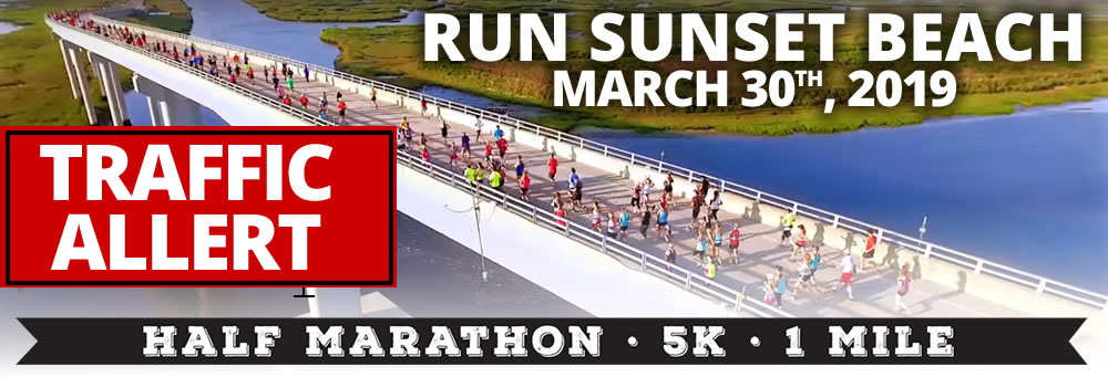 Run Sunset Beach Traffic Info