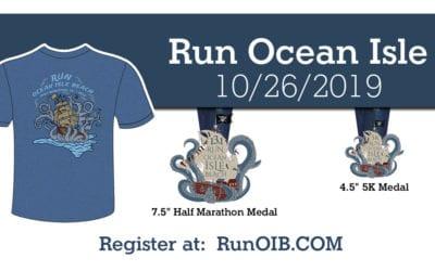 Run Ocean Isle Beach 2019 Pre Race Info