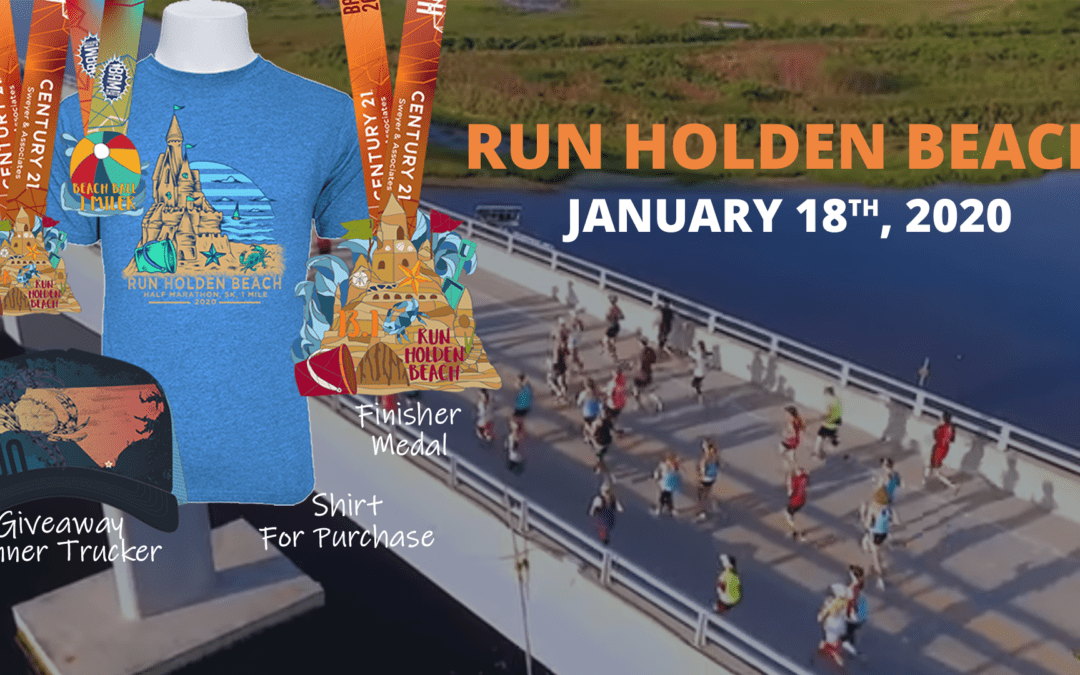 Run Holden Beach 2020 Pre-race Information