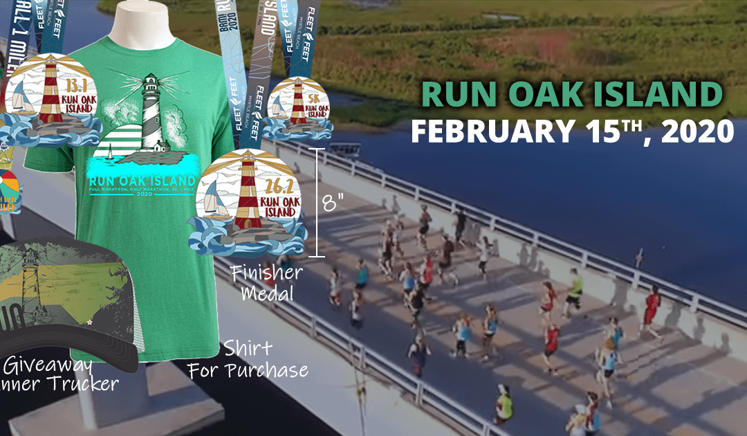 Run Oak Island Pre-Race Information