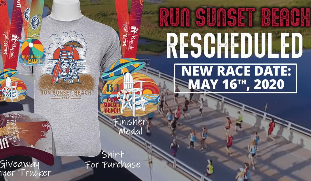 Run Sunset Beach 2020 COVID-19 Status Updates